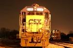 CSX 2301 in CSX Memphis Jct. Yard