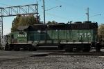 BNSF 1516
