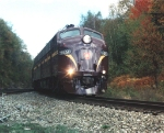 PRR 5809 Altoona Railfest Excursion Train
