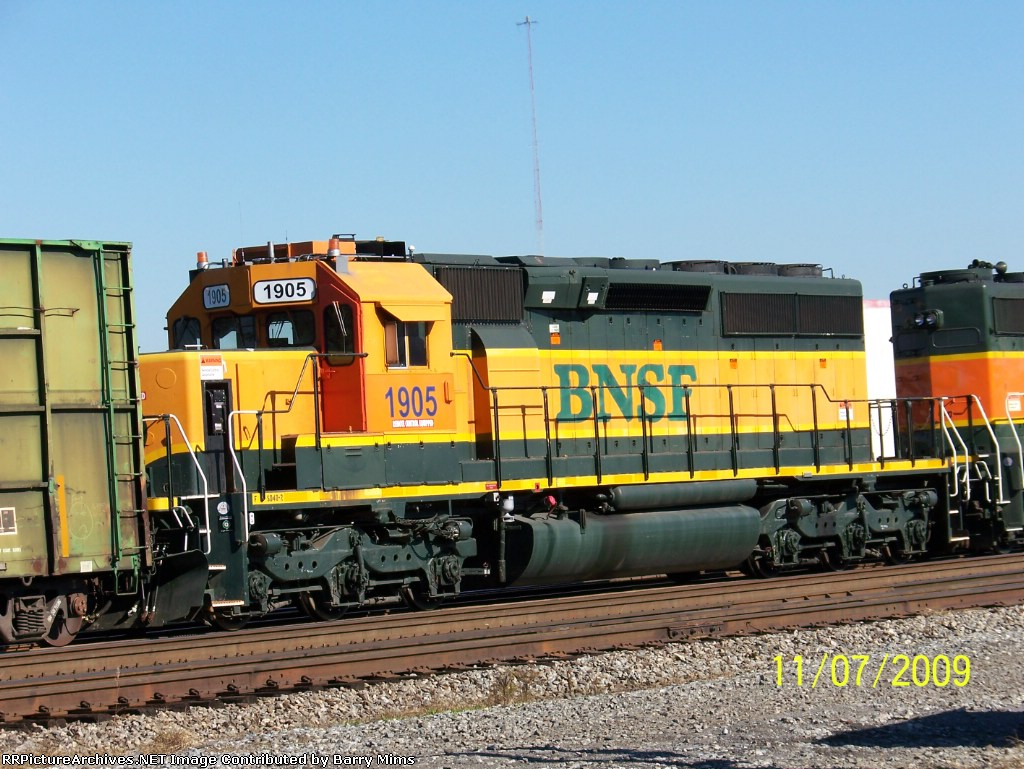 BNSF 1905