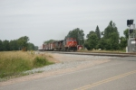 CN 2544 leads M346 towards Point