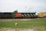 CN 5258 is part of M357 at Point