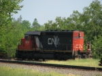 CN 6019 is awaiting its next assignment