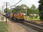 BNSF 4674 leads Z-CHCPTL9