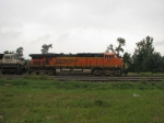 BNSF 6213 leads another EB load!