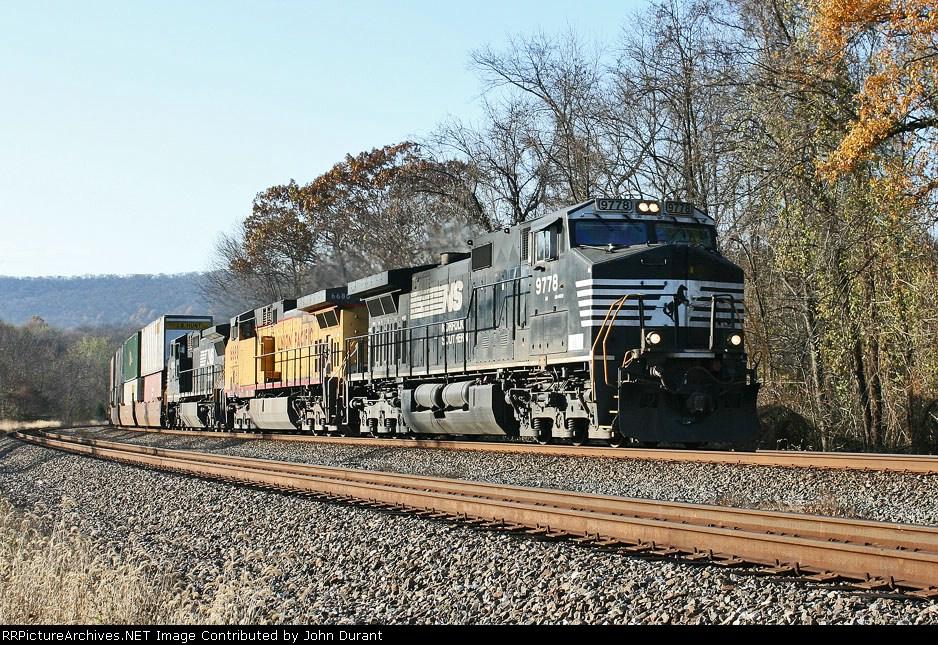 NS 9778 on 20T