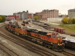 BNSF Through the West Bottoms