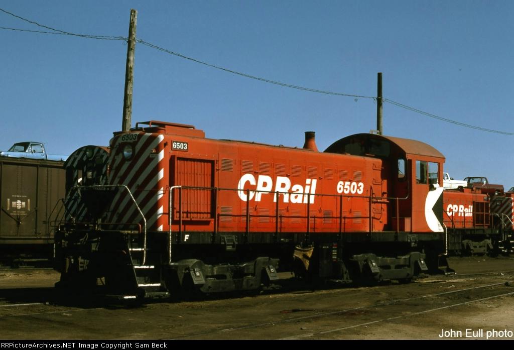 CP 6503--Alco S3