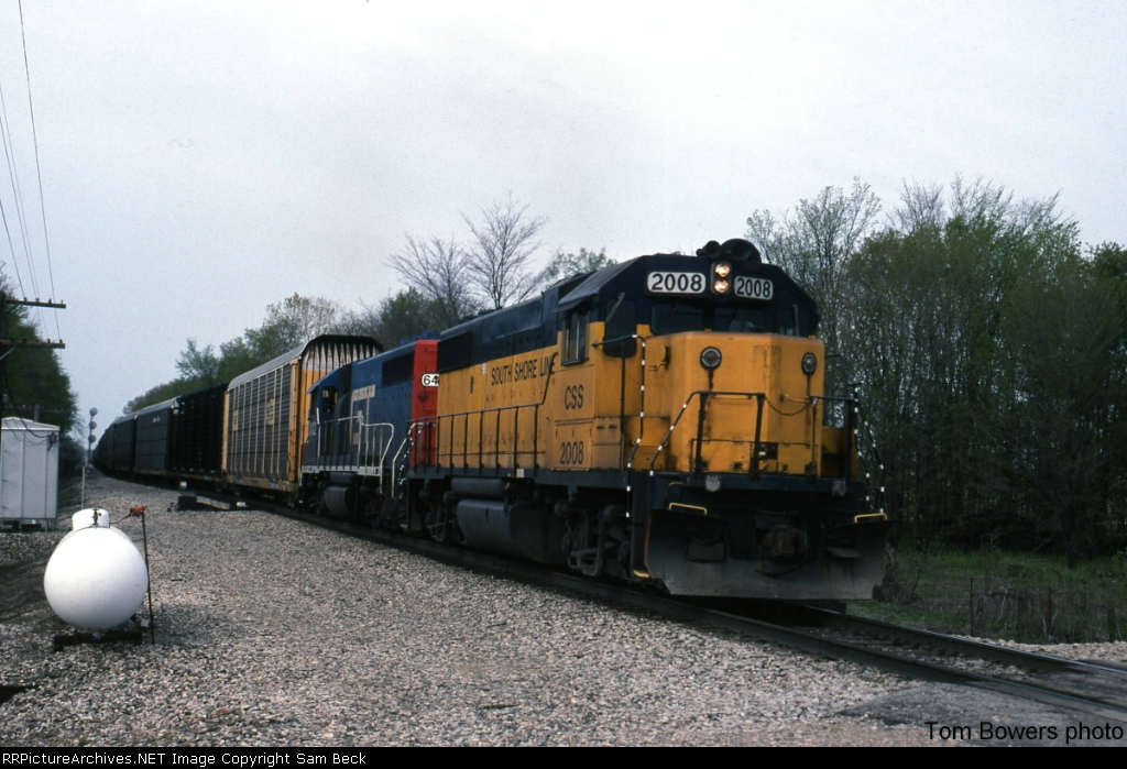 CSS 2008 and GTW 6402