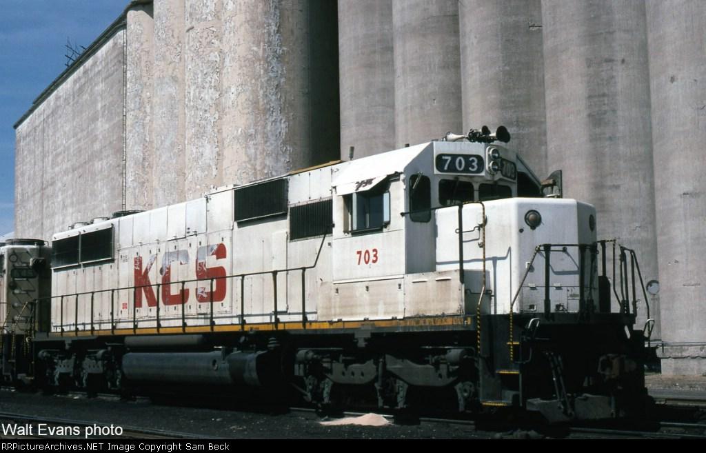 KCS 703--SD40X