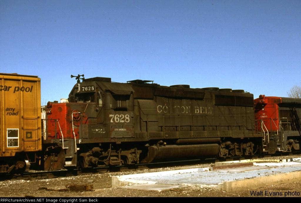 SSW 7628--GP40-2