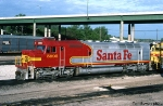 ATSF 5995--Warbonnet FP45