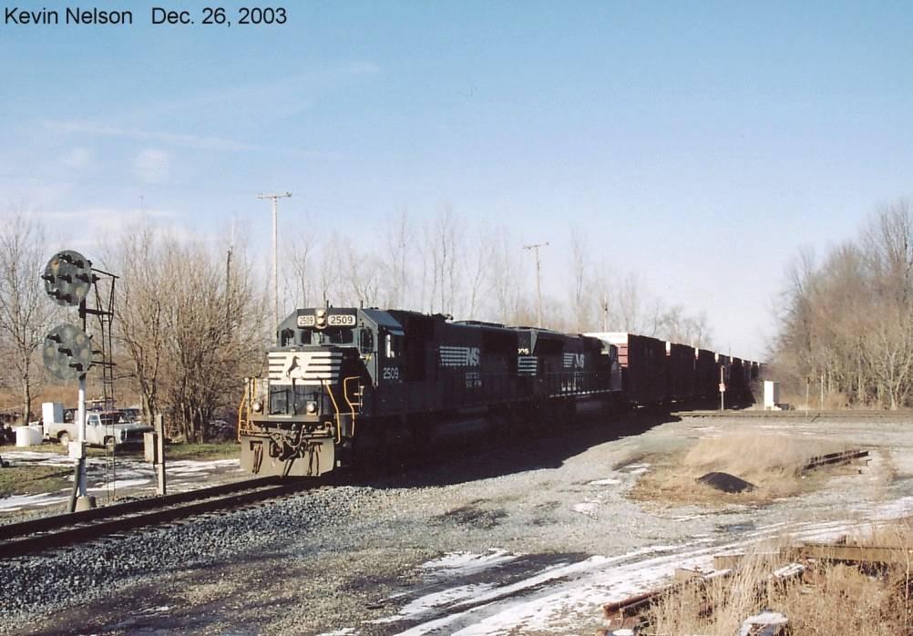NS 2509 SD-70