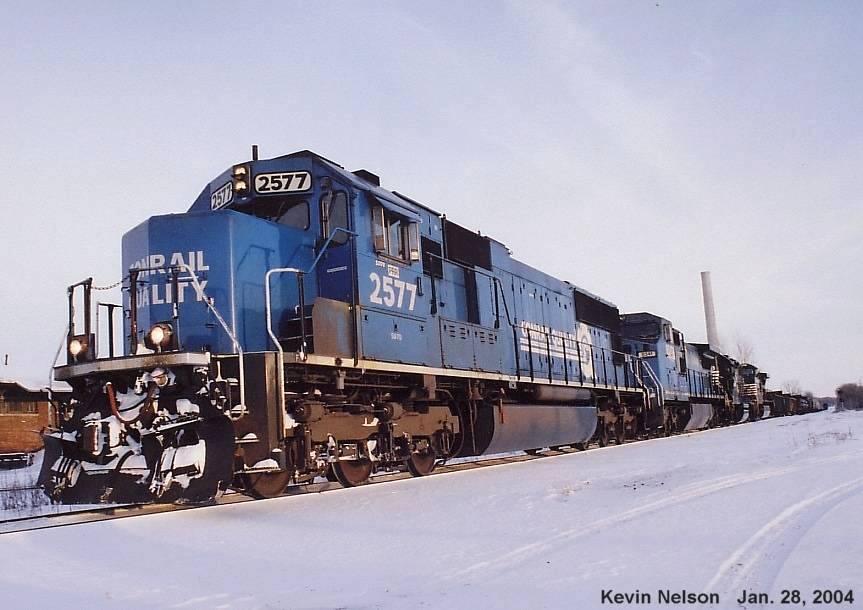 NS 2577 SD-70