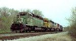 BN 6363 SD40-2
