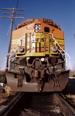 BNSF 4726 front View No. 2