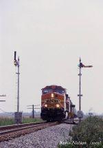 BNSF 5413 C44-9W