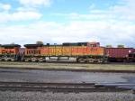 BNSF 4681 Roster Shot