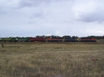 Trains on the Plains