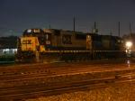 CSXT 8624 in the Yard