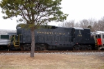 Cape May Seashore Lines (CMSL) EMD GP9 No. 7000