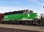 BNSF 2980