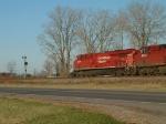 CP 8855 Northbound