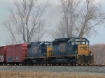 Q507 with Another EMD Pair