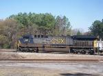 CSX CW60AC 661