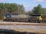 CSX CW60AC 626