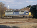 CSX SD40-2 8456