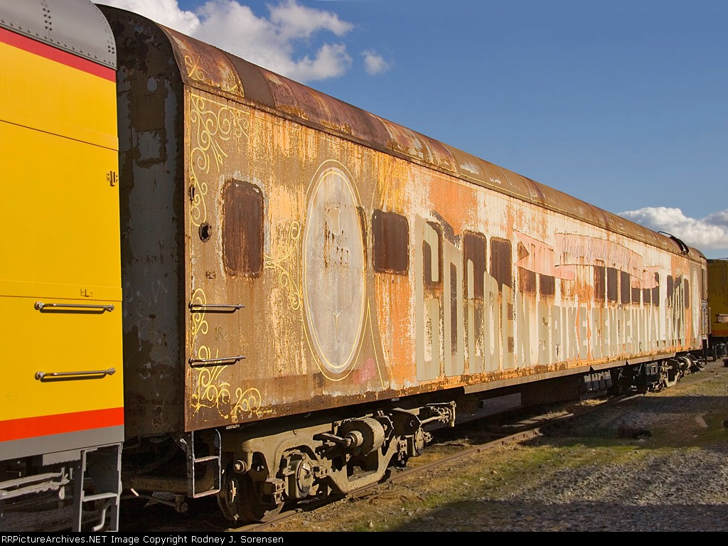 Union Pacific's 1969 Centennial Celebration Car