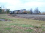 KCS 4590 & 4575 on the lead of the syrup train