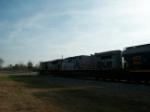 KCS 4007 & 4600