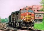 BNSF 4830 CW44-9