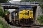 CSX 551 AC44CW