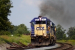 CSX 8471 SD40-2