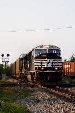 NS 2594 SD70M