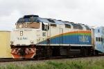 Tri-Rail 807 F40PHC-2C