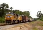 UP 5219 SD70M