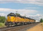 Six Unit Sulfur Train
