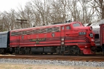 United Railroad Historical Society of New Jersey (URHS) EMD F7A No. 576