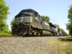 NS 506 coal train