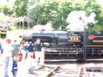 734 on the turntable