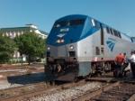 Amtrak and Holiday Inn