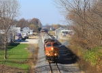BNSF M-GALMAD at Waverly