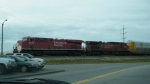 CP Rail at William Street