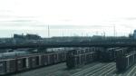 CSX Intermodal at CP Draw, Buffalo Jct. Yard