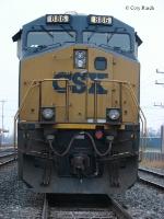 CSX 886