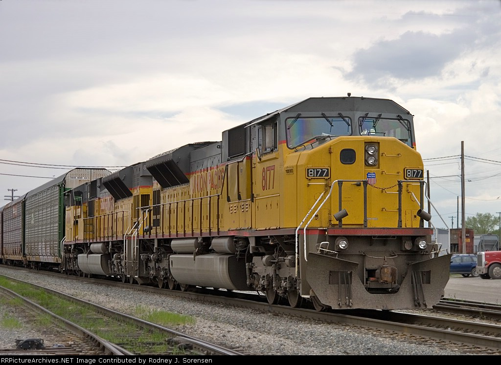 UP 8177 & UP 8506